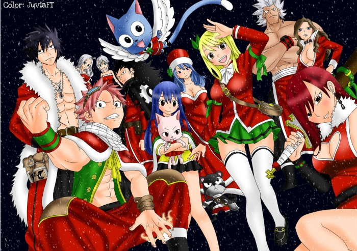 Fairy_tail_christmas_by_juviaft-d4m1myg